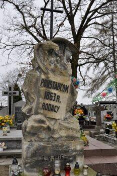 pomnik powstańcom 1863r