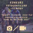 Konkurs fotograficzno-filmowy